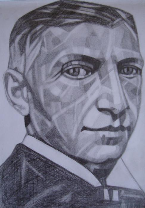 Ivan Bunin by volkov